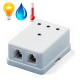 LH11-38 - Модуль измерения освещенности влажности и температуры
