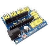 Arduino Nano I/O Sensor Shield
