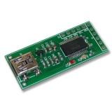 Адаптер USB 2.0 - UART CBU-1