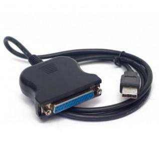 Адаптер USB на LPT (25 pin DB25 Parallel 1284)