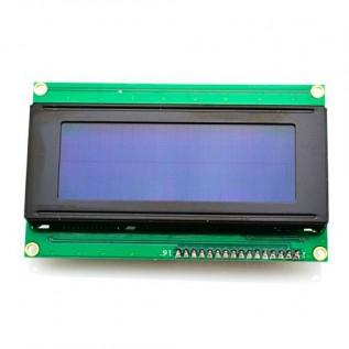 Дисплей 4x20 с интерфейсом I2C