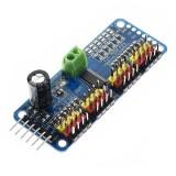 PCA9685 - 16 канальный 12 разрядный контроллер PWM