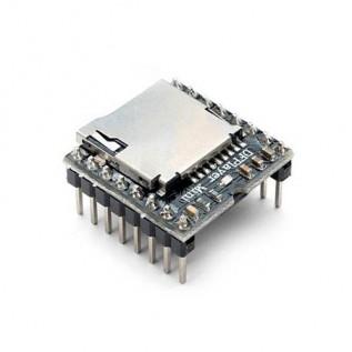 Звуковой модуль WTV020-SD-16P