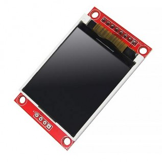 "Дисплей 1.8"" 128x160 TFT LCD Touch Panel"