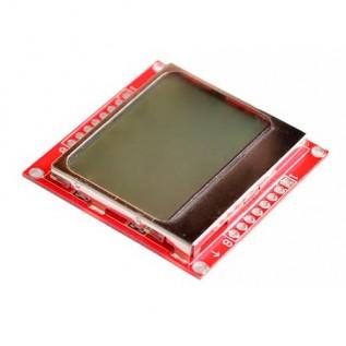 Дисплей Nokia 5110 84x48