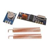 433Mhz - приемник, передатчик ASK