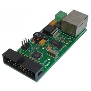 WS-M16 - Универсальный LAN контроллер