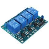 Релейный модуль 12 вольт 4 канала
