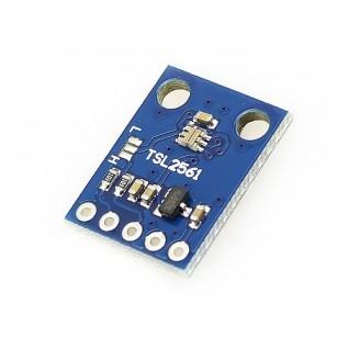 TSL2561 - Цифровой датчик освещенности