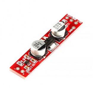 Микрофонный усилитель MAX9812 - 5-15 вольт