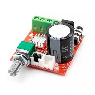 Аудио усилитель PAM8610 - 2x15W