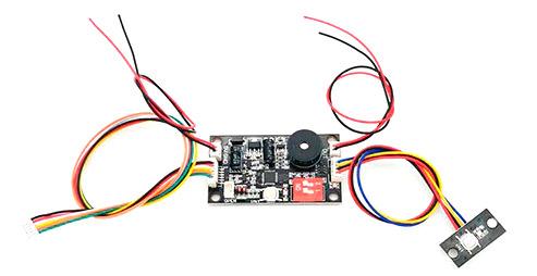Сканер отпечатка пальца R503 с контроллером К200 (4хАА)